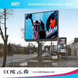 Waterproof P6 Outdoor Advertising LED Display 1r1g1b, LED Video Display Board