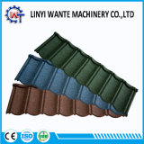 Bond Type Forest Green Coated Roofing Sheet Metal Roof Tile