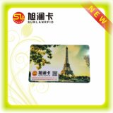 Standard Sized Printing PVC RFID Smart Card with Widely Usage