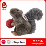 Personalized Soft Plush Toy Custom Squirrel Stuffed Animals