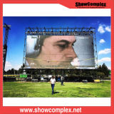 P6 Outdoor Full Color Rental LED Wall