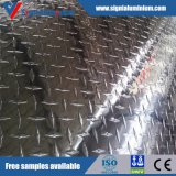 Diamond Aluminum Tread Plate for Floor (1050, 3003, 3105, 5052)