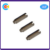 Stamping Parts Fixed Word Slotted Step Pin for Fitness Equipment