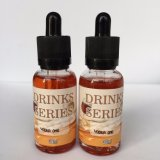 Custom Label 10ml Electronic Cigarette E Liquid with OEM Service