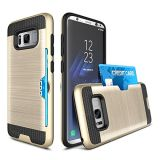 PC +TPU Rugged Hybrid Armour Protective Case for Samsung Galaxy S8 Plus