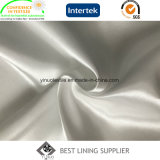 100 Polyester Silky and Shiny Twist Satin Lining Fabric