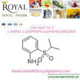 1-Amino-2- (ISOPROPYLSULPHONYL) Benzene CAS: 76697-50-2with Purity 99% Made by Manufacturer