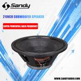 Rj21g125 Karaoke System Professional Speaker Subwoofer