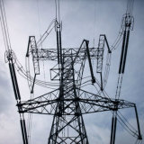 500kV Electric Power Transmission Steel Tower