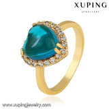 10789 Fashion Big Heart Shaped Jewelry Finger Ring on Special Price