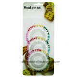 Hot Sale Head Pin Set for Decorative with Different Shape