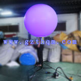 1.5m Inflatable LED Light Ground Balloon/Newstyle LED Light Inflatable Balloon