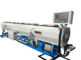 Twin Screw CPVC Pipe Extrusion Line for Hot Water