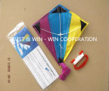 Promotional Small Kites/Diamond Kites for Kids Education with En71 Certification