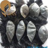 Titan Hair Toupee All Kinds of Human Hair Toupee for Men