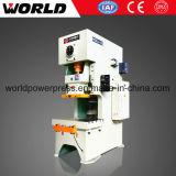 High Precision 125 Ton C Frame Power Press Machine