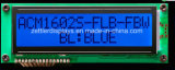 16 X 2 Character LCD Display Module Acm1602s Series