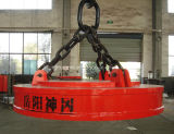 Handling Steel Turnings of Lifting Electromagnets MW5 Series