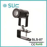 Hot Sale Black Aluminum 1W LED Spotlight