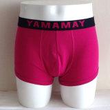 Hot Selling Soft Cotton Plain Sexy Men Boxer Short