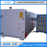 PLC Control Wood Drying Machines Hf Heating Wood Drying