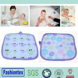 Organic Cotton Baby Muslin Square Hand Towel