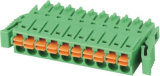 3.5mm Pitch Plug-in Terminal Block Connector (WJ15EDGKNG-3.5)