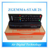 Best Linux Satellite Receiver Zgemma-Star 2s Twin DVB-S2+S2 Tuner