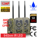 12MP Invisible 940nm MMS/GPRS/GSM Hunting Camera