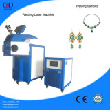 Jewelry Neacklace 180W Laser Spot Welder From CKD Laser