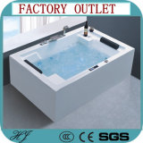 Hot Selling Acrylic Sanitary Ware Massage Bathtub (NJ-3070)