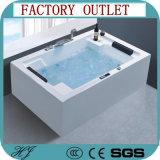 Hot Selling Acrylic Sanitary Ware Massage Bathtub (NJ-3070)