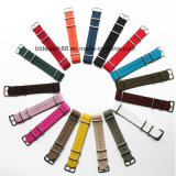 Custom Hot Single Color Nylon Watch Strap for Nato Watch Replacement