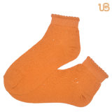 Women′s Comb Cotton Sock