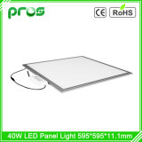 5year Warranty 100lm/W 36W LED Panel Light 600X600 for Ceiling