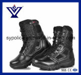 New Design Military Boots, Tactical Gear in Black (SYSG-280)