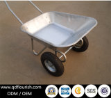 Russia Market Wheelbarrow Wheel Barrow Two Wheeled