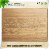 China Factory Cheap French White Oak Engineered Parquet Flooring