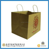 Big Size Kraft Paper Shopping Bag (GJ-Bag067)