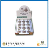 Commodity Paper Exhibition Display Box (GJ-Box068)