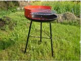 High Quality Metal Tripod Barbecue Grill