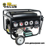 2016 New Arrival 4kw 4kVA Gasoline Generator 220V 50Hz Spare Parts for Sale