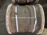 Galvanized Steel Wire Rope, Steel Cable 6*12+7FC