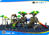 2015 CE Approved Used Commercial Playground Equipment Sale
