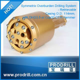 Casing Outer Dia. 114mm Symmetrix Overburdern Casing Drilling System