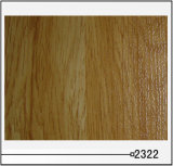 Middle Embossment Laminated Flooring with E0 HDF