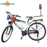 Solar Patrol Bicycle for Police, Guard