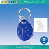 125kHz Tk4100 ABS RFID Keyfob Tag