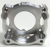 Custom Precision Milling Part, Racing Billet Aluminum Clutch Housing for Engine
