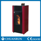 Home Used Wiith Automatic Burning Biomass Fireplace